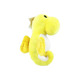 Cute Yellow Seahorse Animal Plush Toy ICTI Approved Toy Factory Wholesale Mini Toys