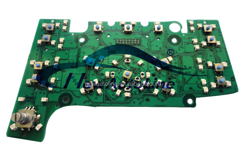 wholesale automotive electronic MMI-Multimedia video Interface for A6 Q7 OEM 4F1919600Q with navigation