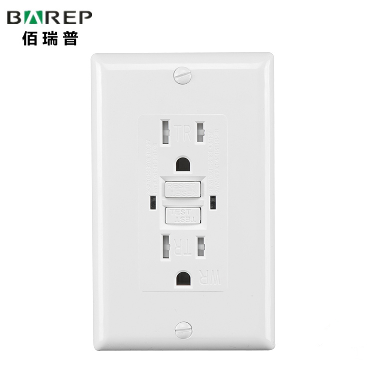 Air Conditioning Appliance Parts Air Purifier Parts Confident Ip66 Waterproof Wall Outlet Wall Mounted Plug Adapter Socket With Switch Hot