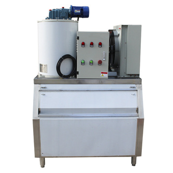 0.3t under counter mini ice making small flake ice machine china