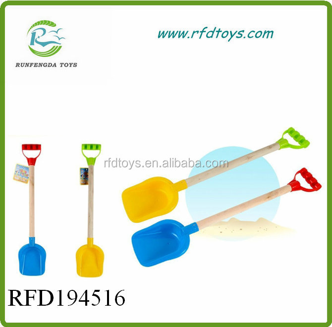 Beach toy set decorative shovels plastic mini summer shovel toy
