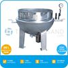 Food grade S/S Jacketed Steam Kettle - 300 L, Vertical, Without Agitator, TT-JK-SV300