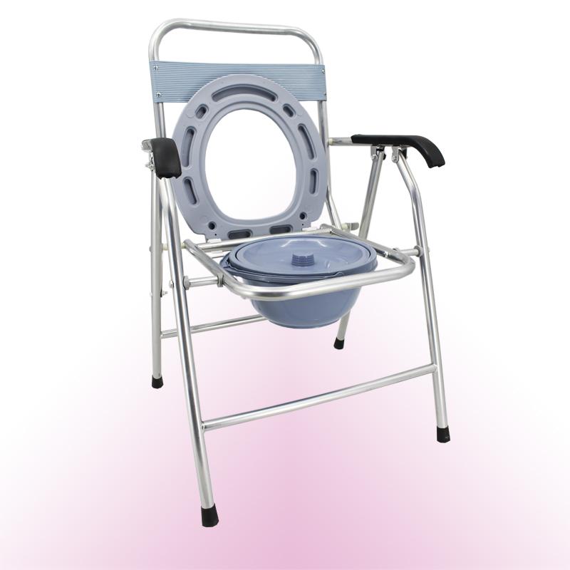 Erwachsenen Kommode Mobilitätshilfen Hohe Qualität Wc Stuhl Mit Töpfchen Krankenhaus Nacht Folding Kommode Stuhl Für ältere Und Behinderte
