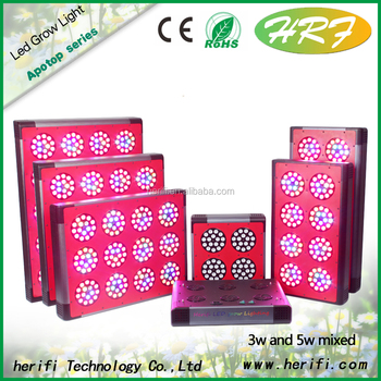 Strawberry Growing 200w-1600w Apo-4 Full Spectrum 200 Watt Led ...