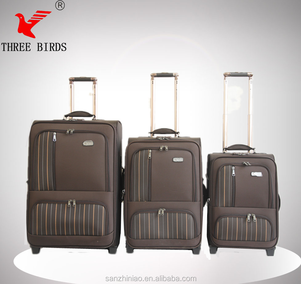 Canton Fair hot sale travel luggage bags, luggage bag, luggage scooter in Baigou City