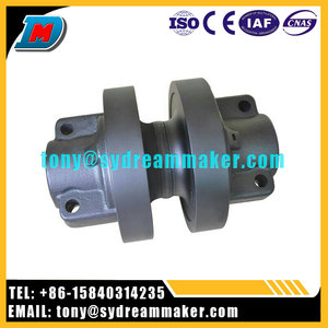 Hot sale crawler crane undercarriage parts steel roller track