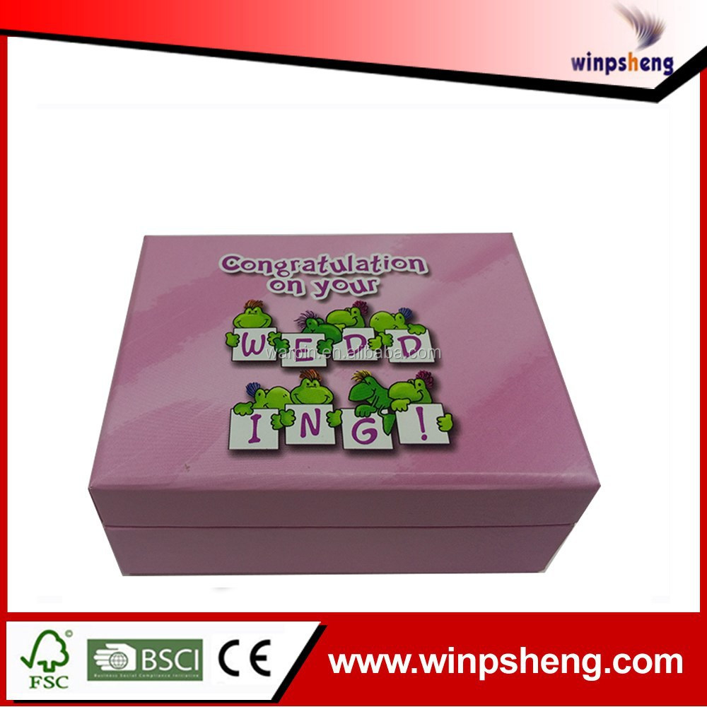 China Suppliers Newly Packaging Box Cardboard Sliding Paper Gift ...
