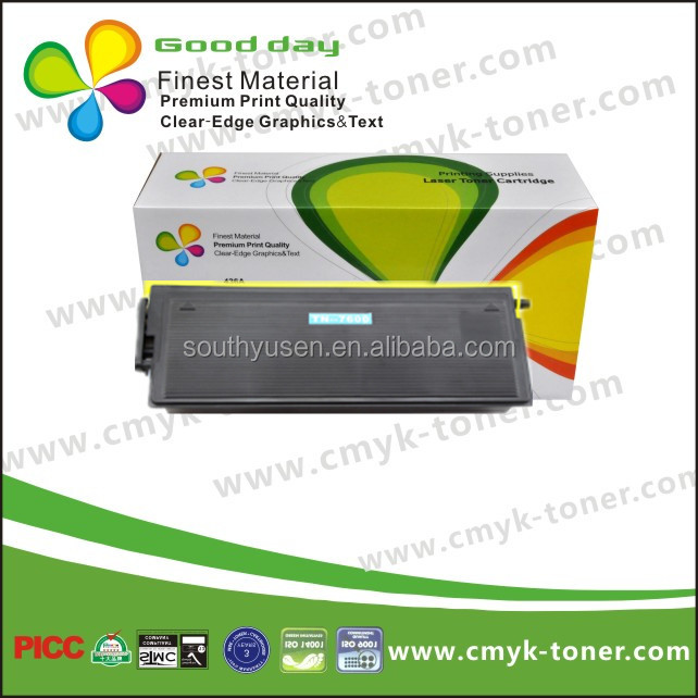 2014 Hot selling Toner TN7600 for Brother Toner Factory is looking for agents to distributor
