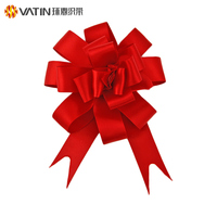 Wholesale Custom Ribbon Large Size Pull Bow For Gift Packaging