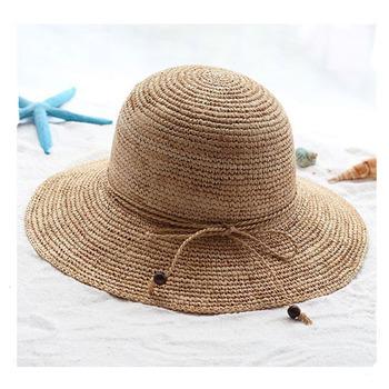 New fashion good quality straw beach hat ladies beach fashion church hats  to decorate d262b3f727f