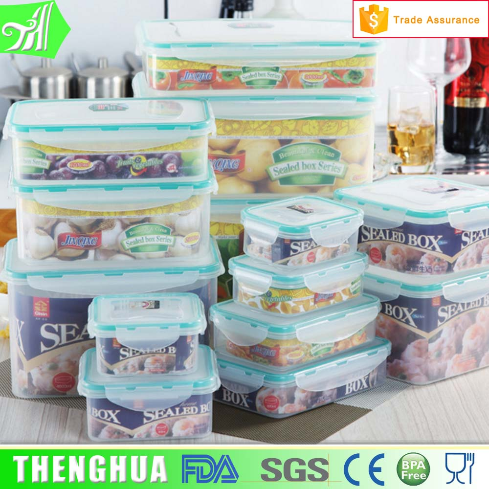 wholesale plastic tin lunch box,school lunch box, microwave food storage