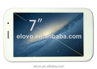 7 inch metal shell touch screen tablet 3g wifi naked eye 3D tablet quad core with OEM brand design