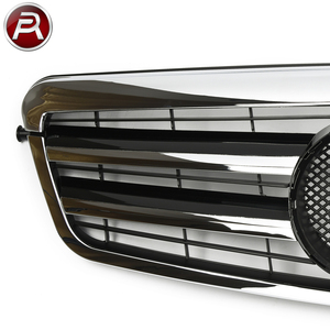 Mercedes w212 body kit plastic auto parts car air intake grille