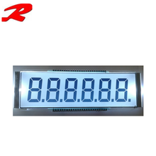 Fabriek Prijs Grote Supply <span class=keywords><strong>Tn</strong></span> Custom 6 Digit 7 Segment <span class=keywords><strong>Lcd</strong></span> Display