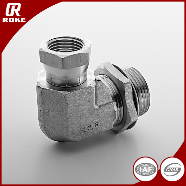 SS316 SS304 Reducing Coupling Forged Pipe Fitting Elbow Union