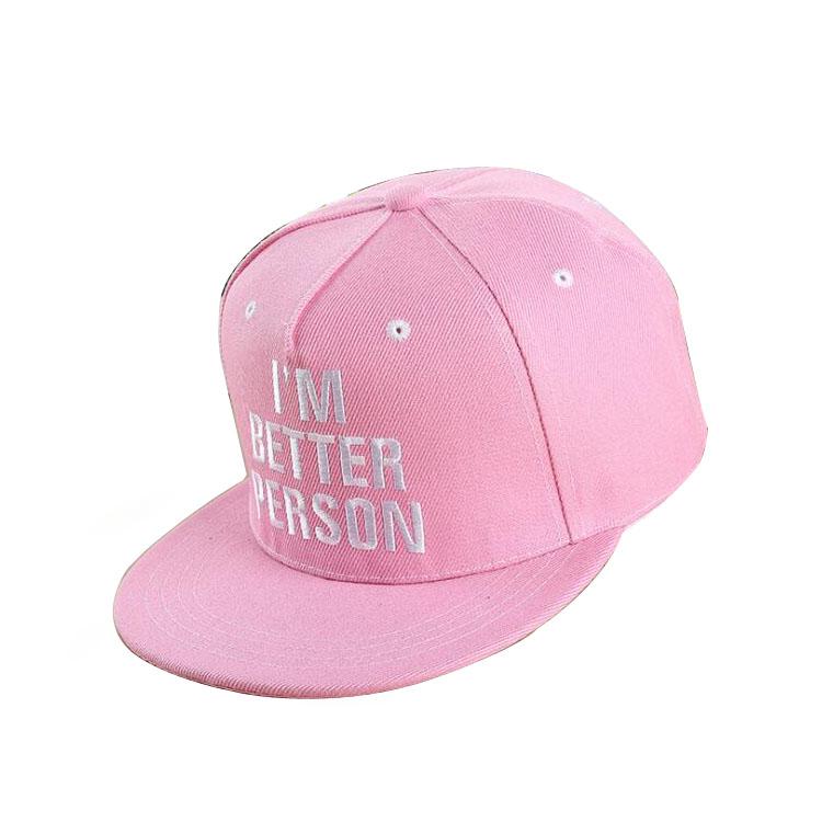 8a62fb840024 Venta al por mayor gorras rosadas planas-Compre online los mejores ...