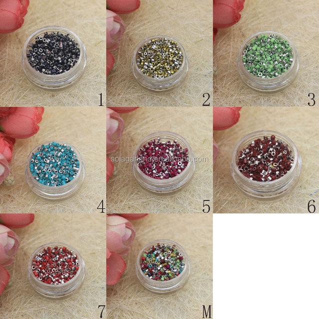 Japanese seed beads Glass seed beads toho 221 Toho Bronze seed beads 11o