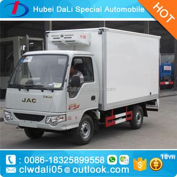 3ef001c0ab refrigerated van ice vream trucks cooler van mini refrigerator car for sale