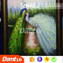 DMT AD radha krishna canvas paintings