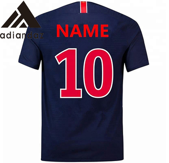 newest 68a52 d31f2 Free Shipping To Pairs 2018 Football Shirt Customized Neymar Jr Soccer  Jersey - Buy 2018 World Cup Soccer Jerseys,Team Soccer Jerseys Cheap,Custom  ...