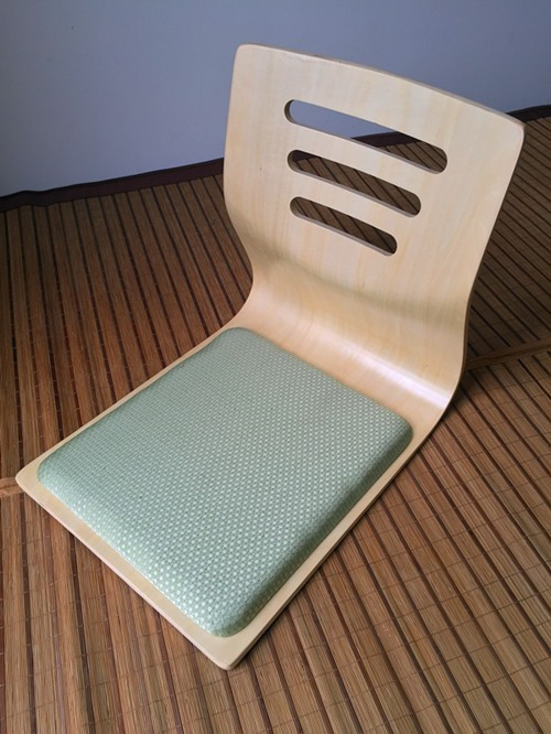 2019 Japanese Floor Legless Chair Design Tatami Seat With