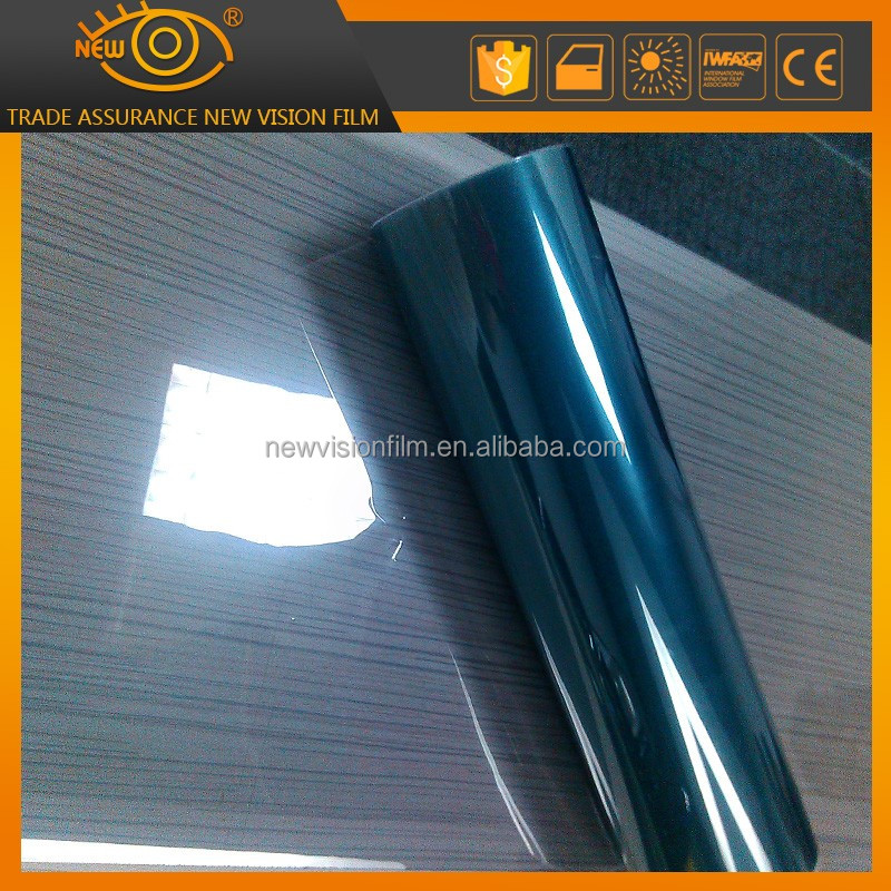 China factory direct wholesale 2ply solar film removable UV resistant tinting window film 2017