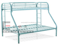 Metal Triple Bunk Bed Wire Mesh Bunk Bed