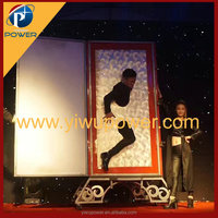 GMG-220 vertical Big thru steel board magic tricks and illusions