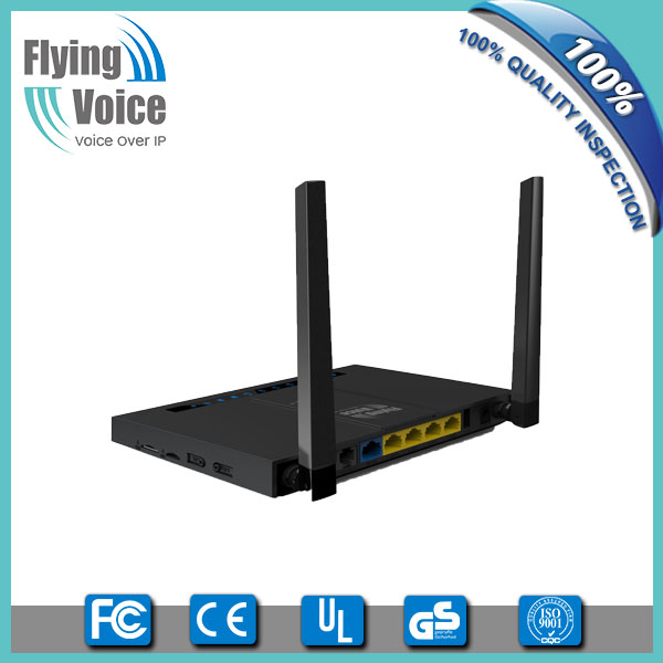 4G LTE-CPE Wireless AP Router with VoIP 2 FXS ports Flyingvoice FWR7202