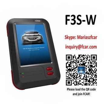 Good price professional car diagnostic tool auto scanner FCAR F3S-W Auto  Diagnostic Scanner, View Auto Diagnose Scanner, FCAR Product Details from