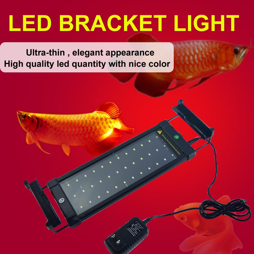 Gako Led Aquarium Bar Bracket Shoe Clip Light Decorative Fish Tank ...