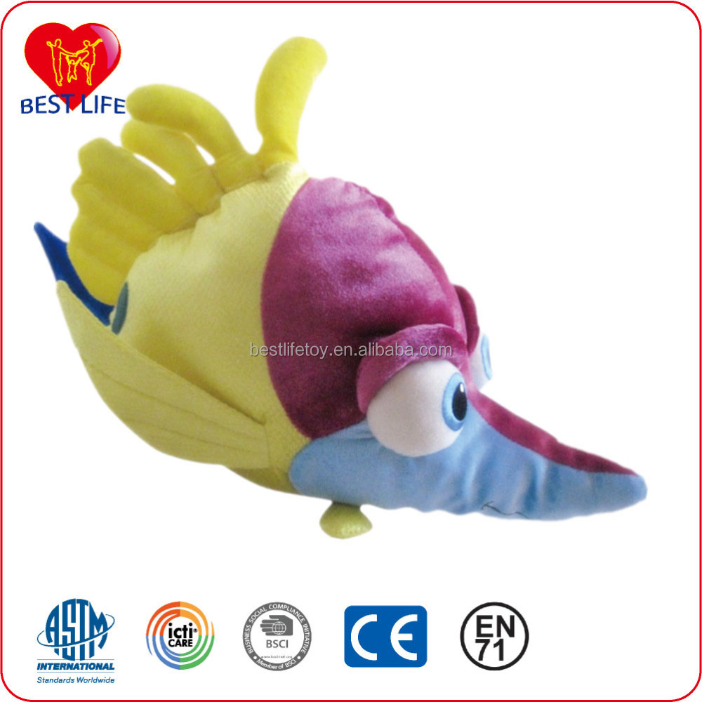 (PTALS0816016) New product cute sea animal stuffed plush ocean animal toy