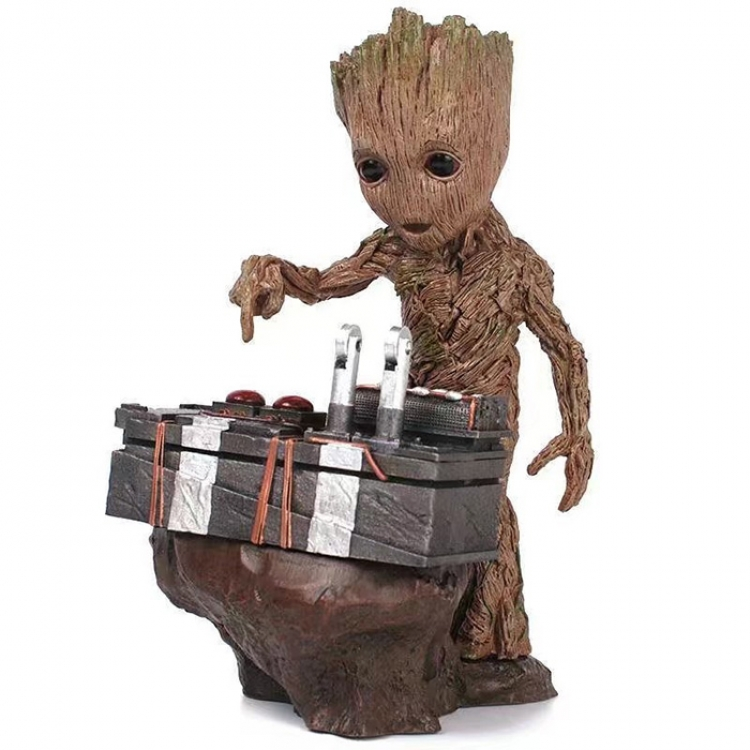 Figure The Guardians of the Galaxy Groot action figure wholesale