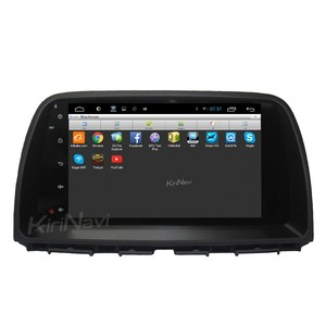 "Kirinavi WC-MZ9012 9"" android 6.0 car navigation system for mazda CX-5 2012 + car dvd player TV tuner"
