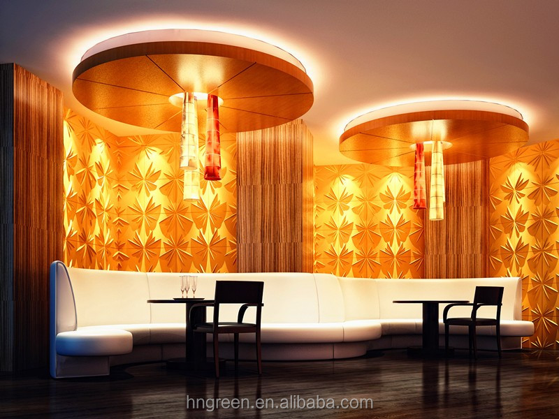 Water proof 3D Decorative Ceiling Panel