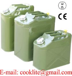 10 L Kraftstoffkanister Benzinkanister  UN-geprüft Tank