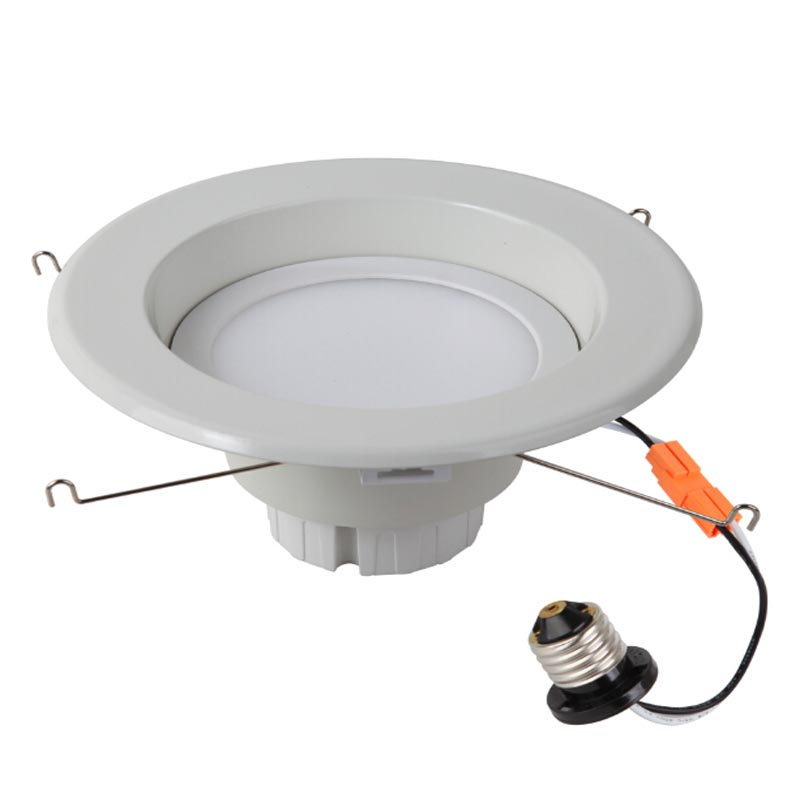 3w 5w Crystal Acrylic Led Downlight Recessed Concrete Ceiling ...