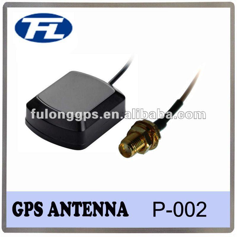 sma plug petite gps externe antenne pour les voitures avec magn tique et adh sif base antenne de. Black Bedroom Furniture Sets. Home Design Ideas