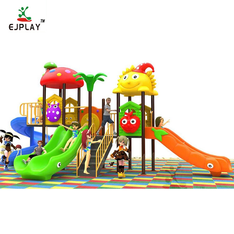 Wholesale Kids Playhouse Baby Soft Outdoor Playground For Children Play Ground Equipment
