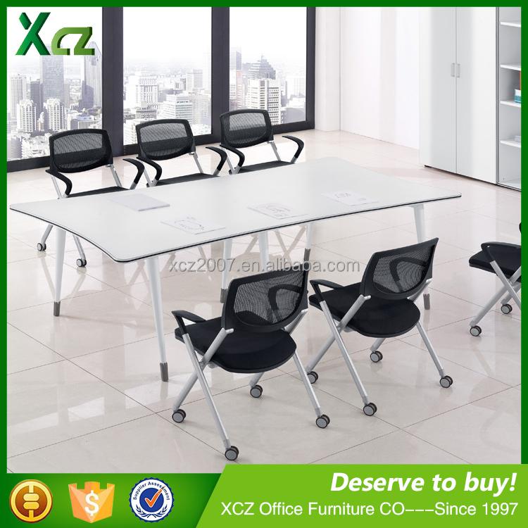 Moderne luxus büro  Moderne luxus holz 10 person konferenztisch spezifikationen ...