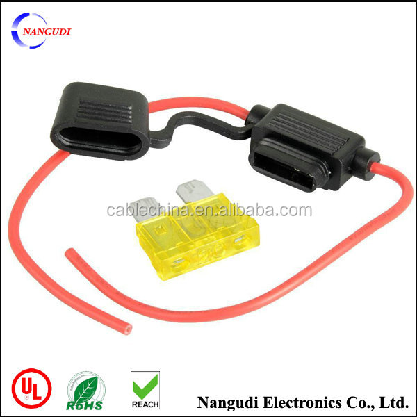 Plastic Fuse Holder For Car, Plastic Fuse Holder For Car Suppliers ...
