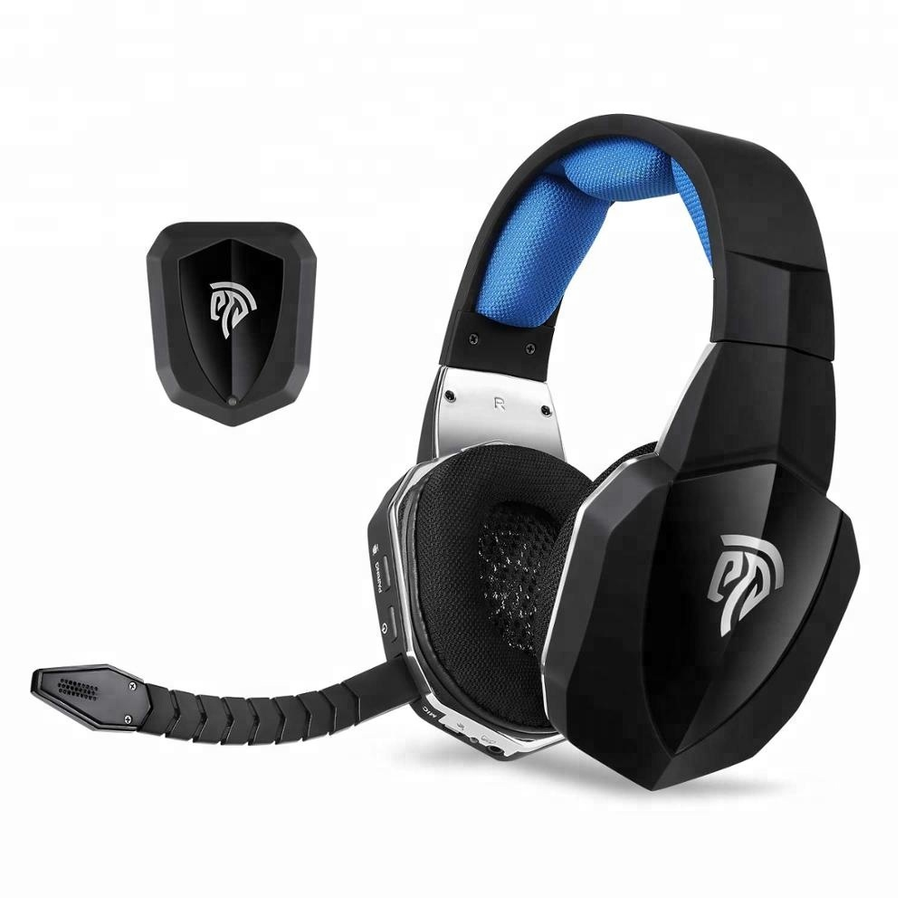 2018 migliore gaming headset 2.4g Wireless HW-398M per PS4/PC