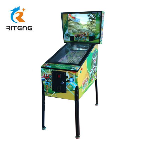 Video Game 3d Virtual Pinball Machine With Muitiple Games - Buy 3d Virtual  Pinball Machine,Electronic Pinball Machine,Video Game Product on