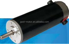electric scooter brush dc motor 24v permanent magnet PM brush dc motor