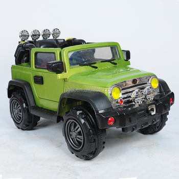 4 4 Motors Automatic Baby Jeep Ride On Car With Remote Control Buy