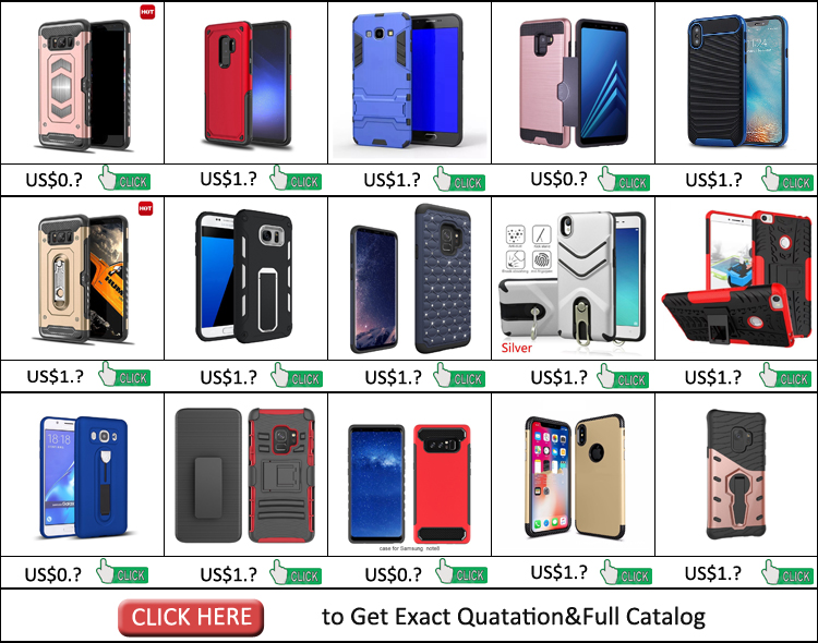 C083 New Design Hot Sale Customized Available Tpu All In One Pc Case For Samsung Galaxy S9