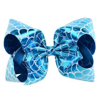 Wholesale Cheap Price Fabric Bow Hair Clip For Girls