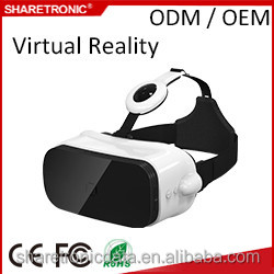 Quad core android OS Action S900 VR glasses virtual reality