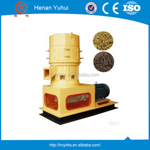 Competitive price wood particles small pellet machine for sale