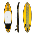 Fissot hot selling inflatable sup surfing paddle board for kids